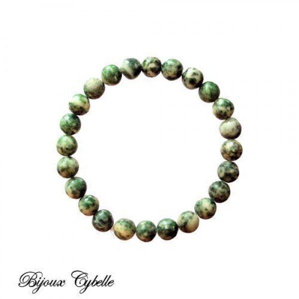 Agate arbre bracelet