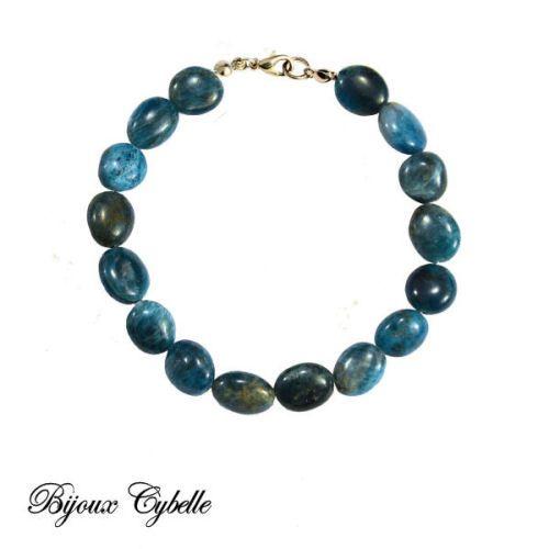 Apatite bracelet