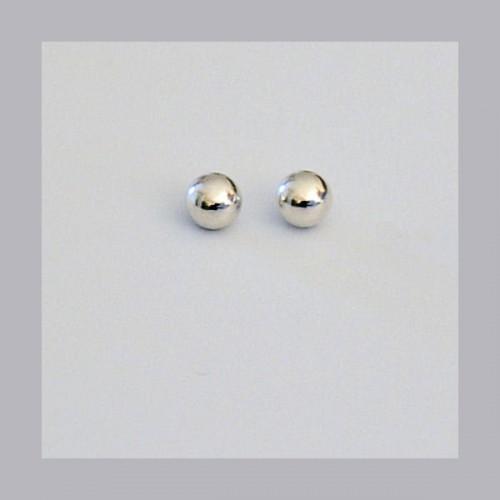 Boucles d'oreilles en argent 925.