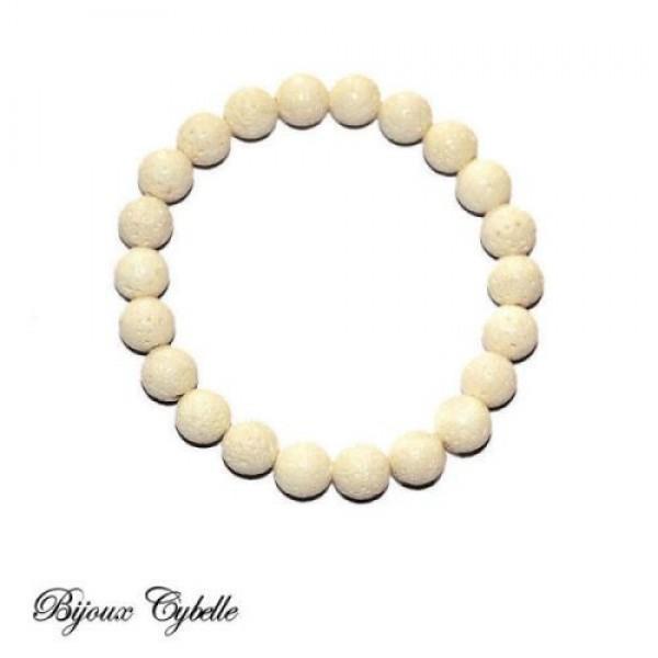 Corail blanc bracelet