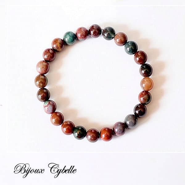 Héliotrope bracelet