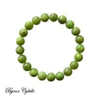 Bracelet en Jade naturel