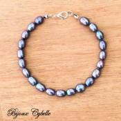 Bracelets en perles de culture