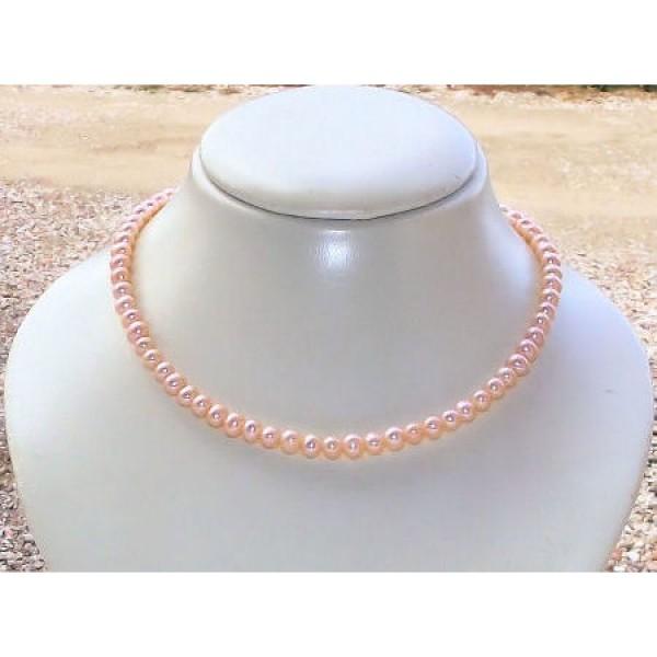 Perles de culture roses