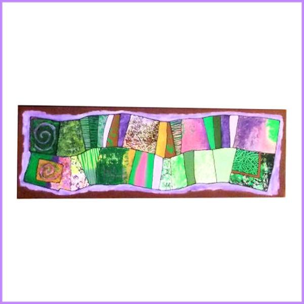 Rectangle violet